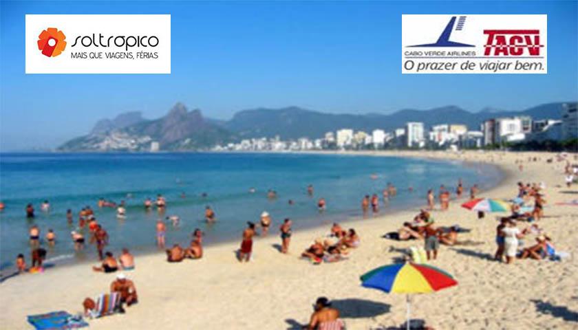 Soltrópico lança Campanha Escaldão Especial Brasil em voos TACV