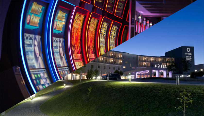 Casino Espinho e Hotel Casino Chaves mais de 50 ME em prémios