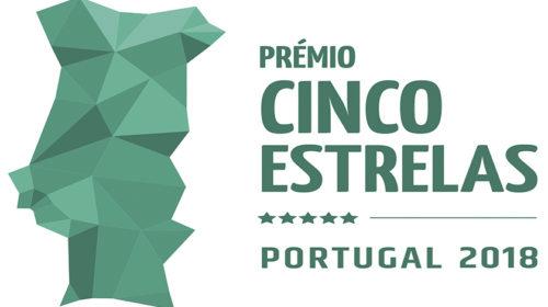 Portugal Cinco Estrelas anuncia vencedores