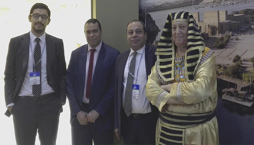 Egipto regista aumento de turistas portugueses