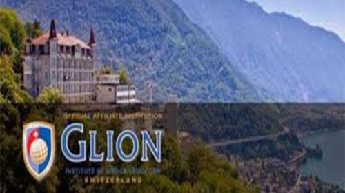 Glion entre as melhores em Hotelaria e Gestão de Lazer