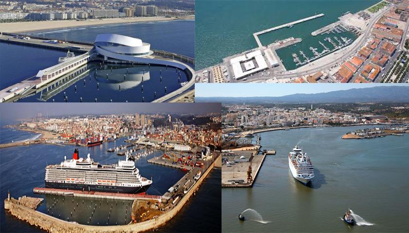 Portos portugueses obtém vários recordes em 2017