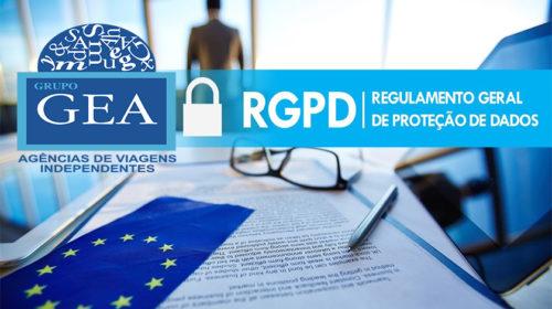 GEA com sessões sobre o novo regulamento de protecção de dados