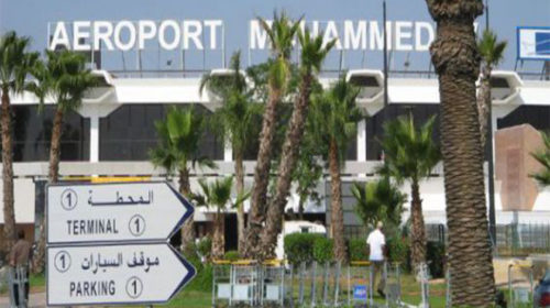 Marrocos: Terminal 1 do Aeroporto Mohamed V em operação em junho