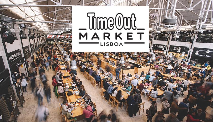 """Time Out Market recebe """"Óscar"""" da restauração"""