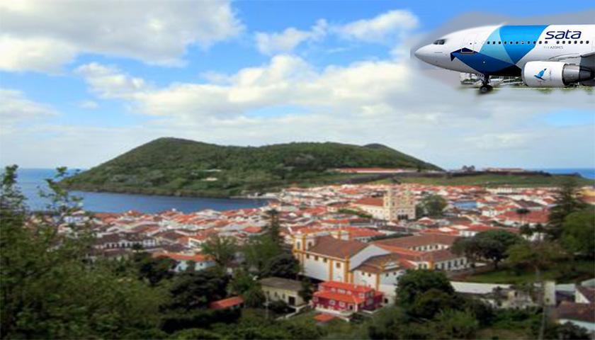 Turangra lança pacote exclusivo para a Terceira com a SATA
