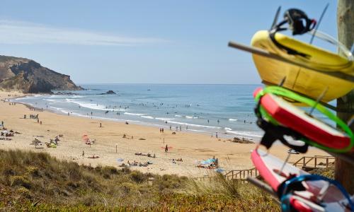 Meo Surf back to Aljezur   Opção Turismo